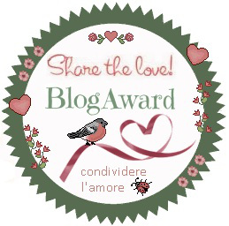award CONDIVIDERE L'AMORE