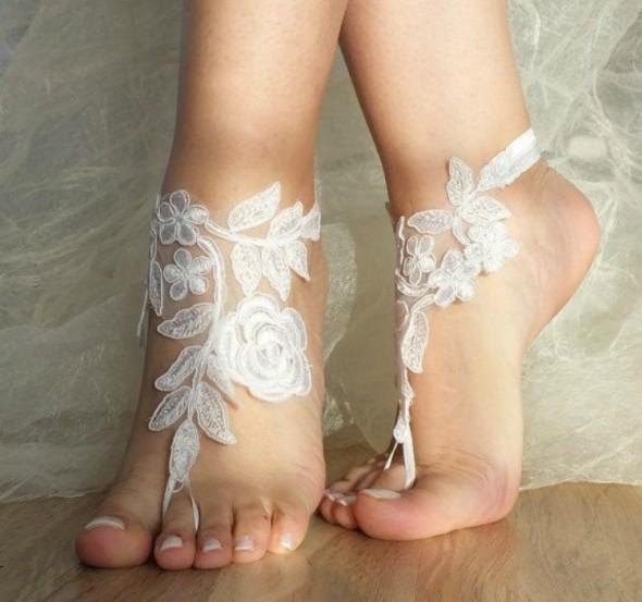 barefoot wedding 10