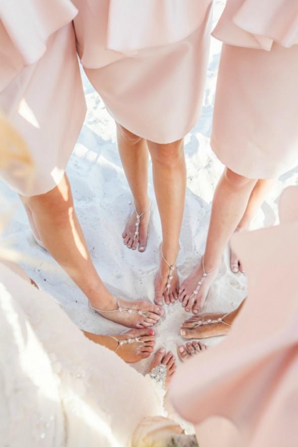 barefoot wedding 12