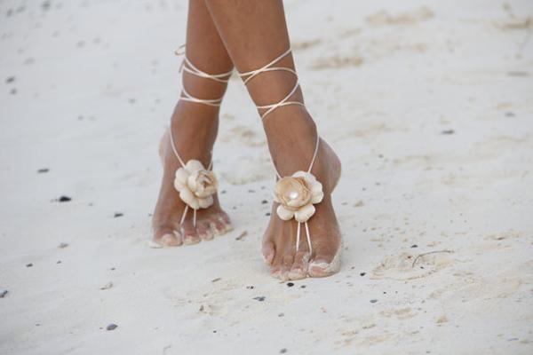 barefoot wedding 14
