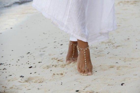 barefoot wedding 15