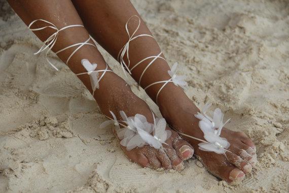 barefoot wedding 16