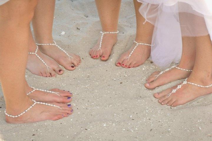 barefoot wedding 17