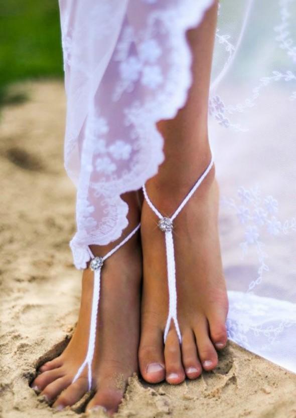 barefoot wedding 6