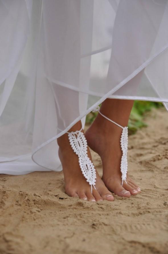barefoot wedding 8