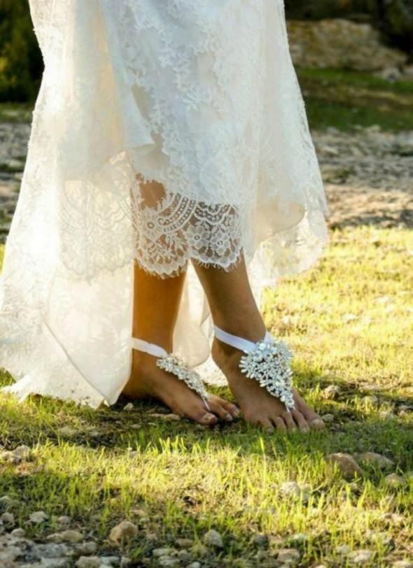 barefoot wedding 9