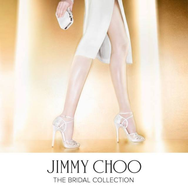 bridal collection jimmy choo