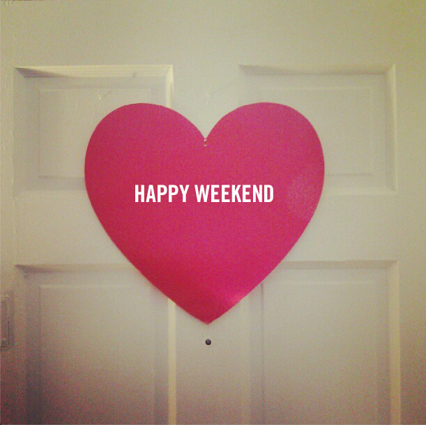 heart-weekend