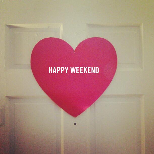 heart-weekend
