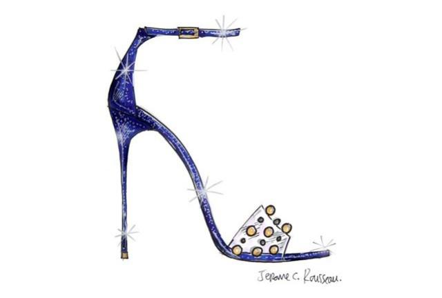 Jerome-Rousseau shoes cenerentola 2015