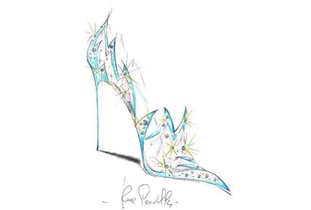 Renee-Caovilla shoes cenerentola 2015
