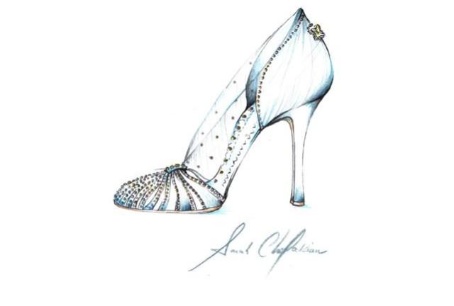 sarah-chofakian shoes cenerentola 2015