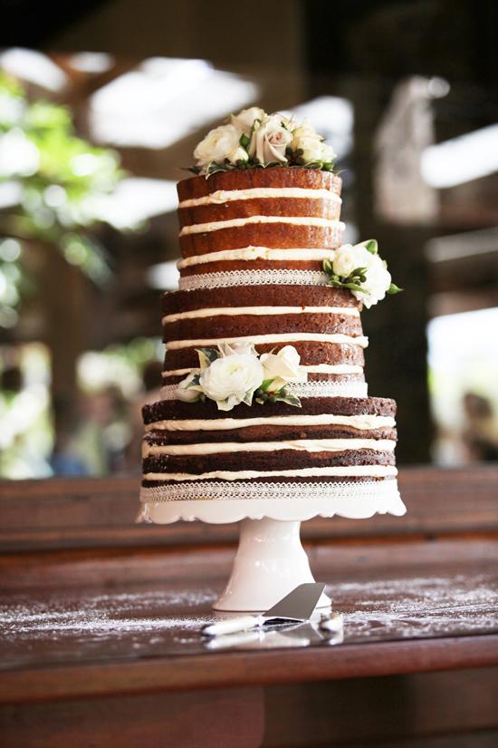 wedding nude cake 3