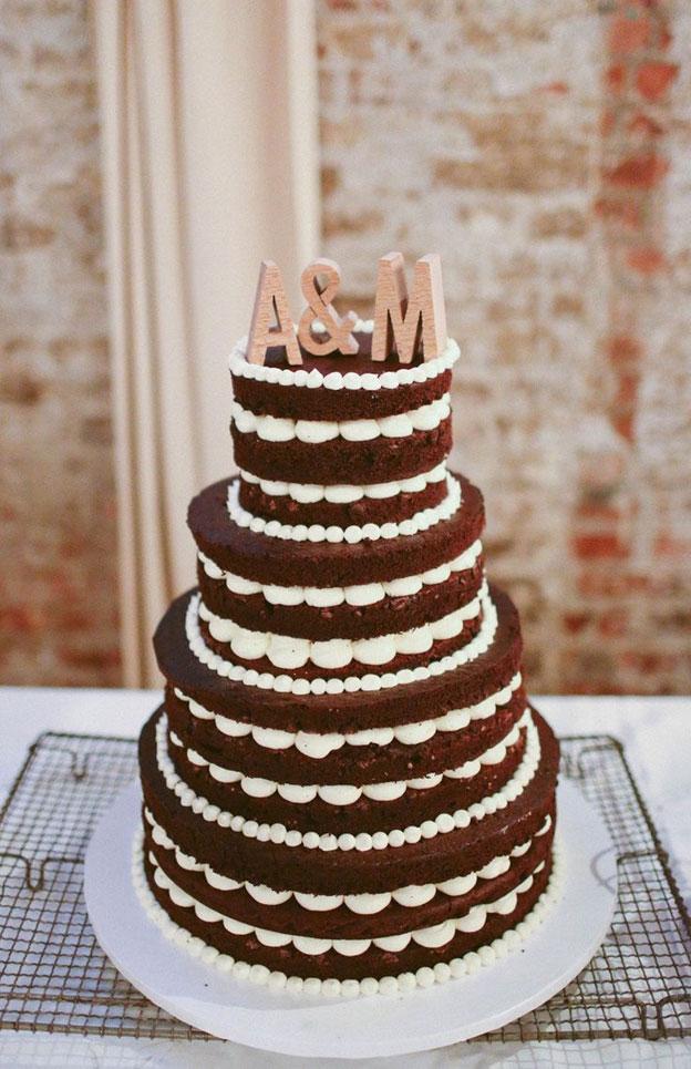 wedding nude cake 4