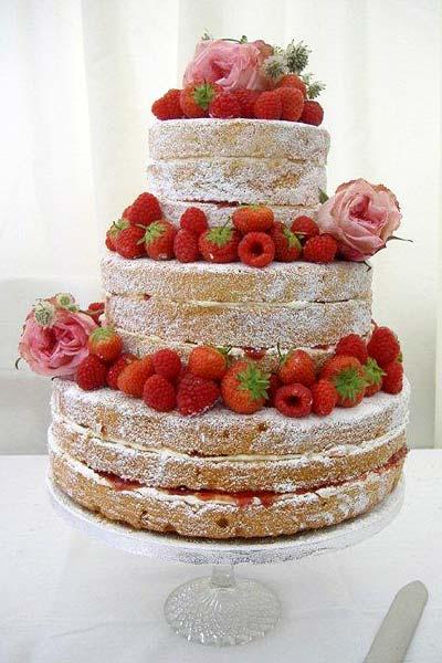 wedding nude cake 8