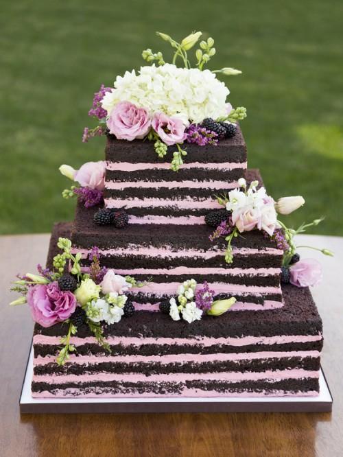 wedding nude cake 9