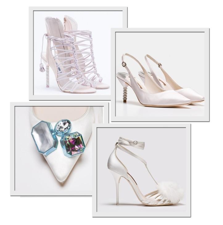 scarpe sposa sophia webster