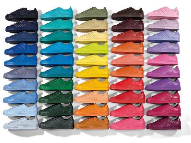 adidas super color collezione primavera 2015