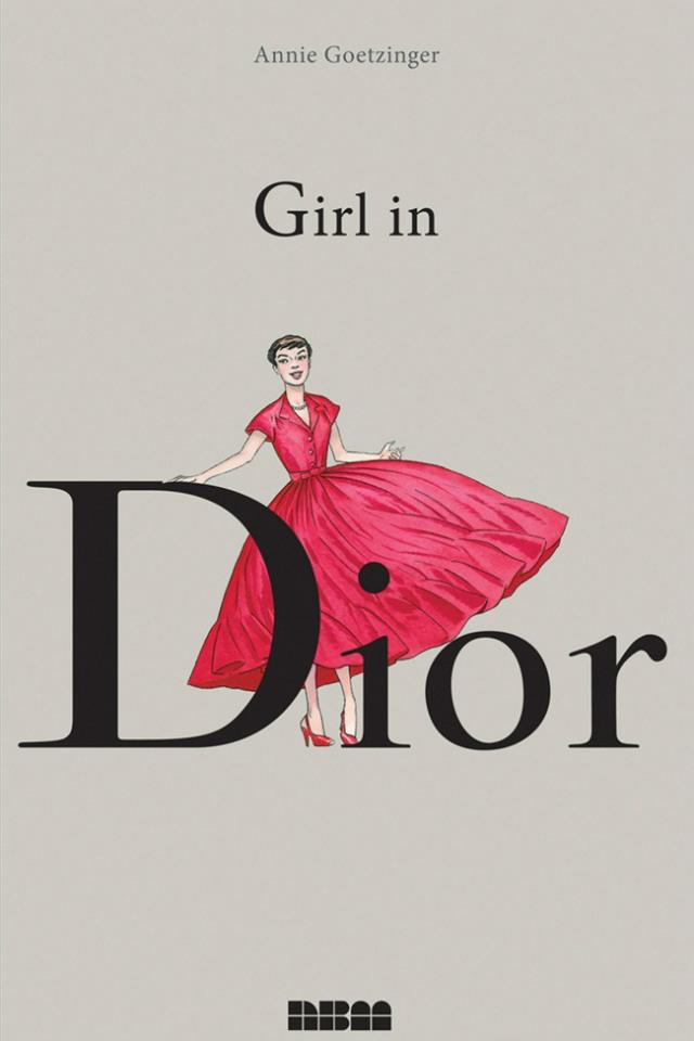 copertina girl in dior