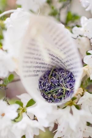 fiori di lavanda matrimonio