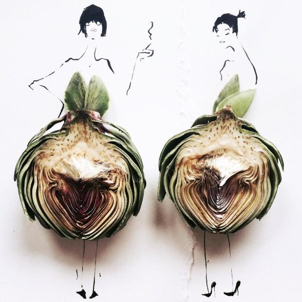 illustrazione moda gretchen roehrs