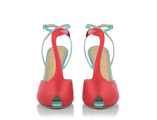 MIAMI charlotte olympia shoes