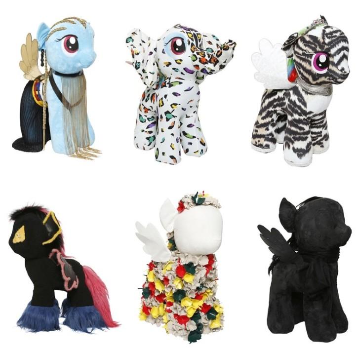 mini pony fashion