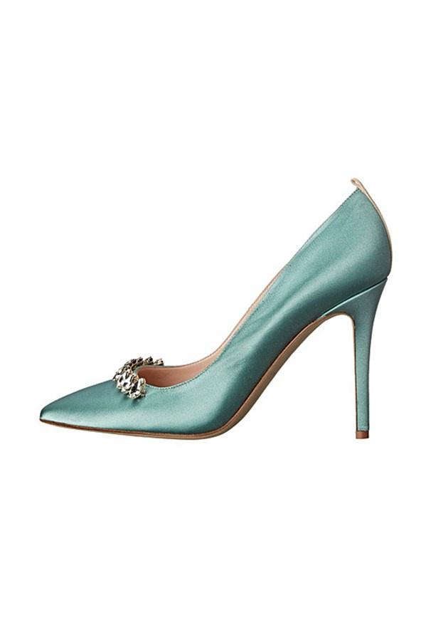 Sarah jessica parker wedding shoes collection