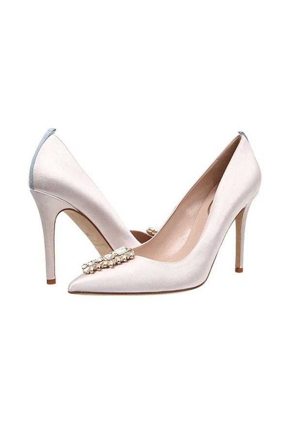 scarpe sposa collezione sarah jessica parker