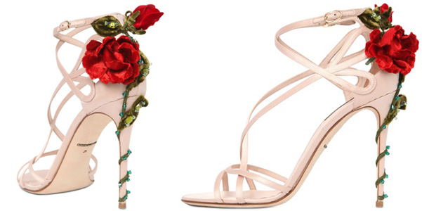 shoes keira d&g