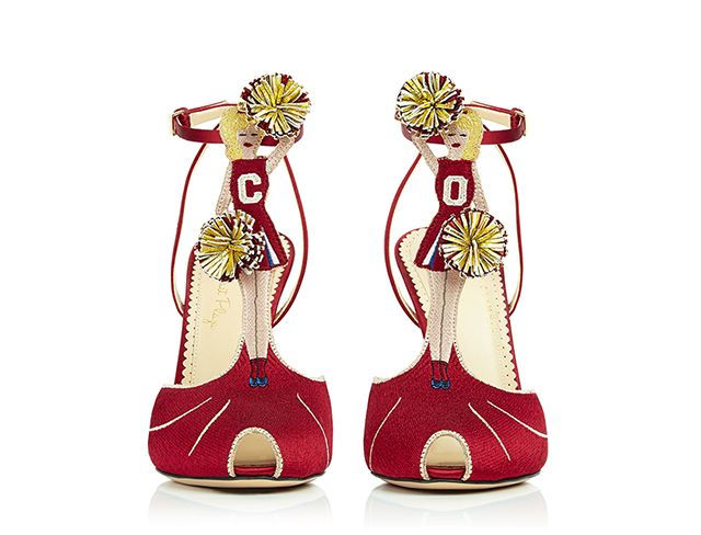 SOUTH COAST PLAZA charlotte olympia shoes