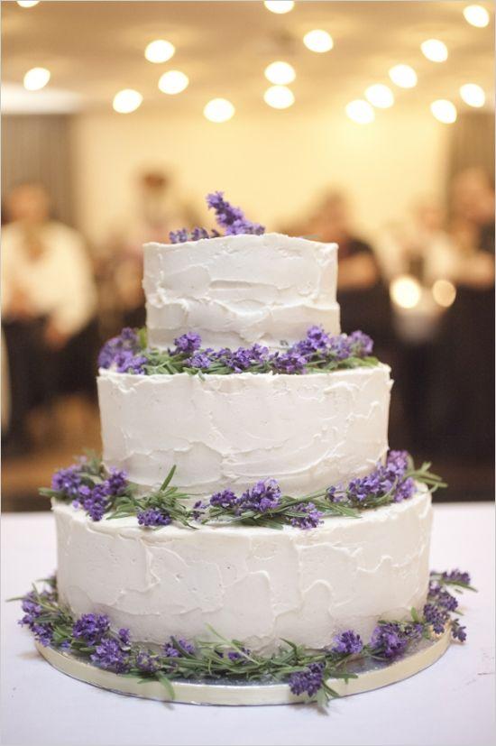 wedding cake lavanda 2