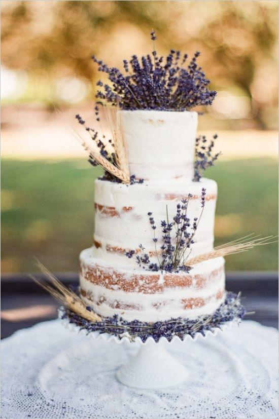 wedding cake lavanda 3