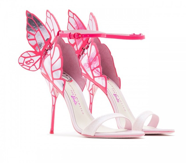 barbie-collection- sophia-webster-butterfly-shoes