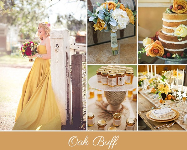 WEDDING- OAK BUFF 2015