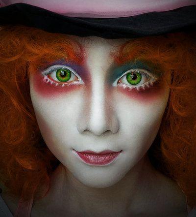 halloween-2015-make up- il - cappelaio-matto