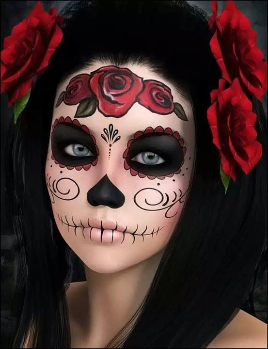 halloween-make up- 2015