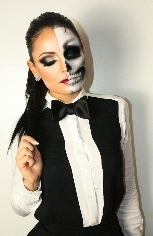 halloween-make up-2015