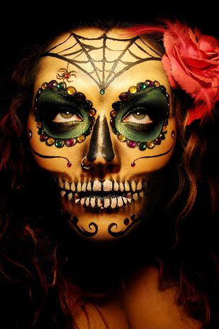 halloween-make-up-2015