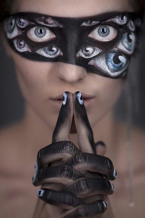 halloween-maschera-occhi-trucco