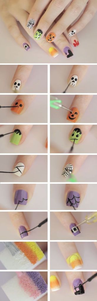 halloween-nail-tutorial