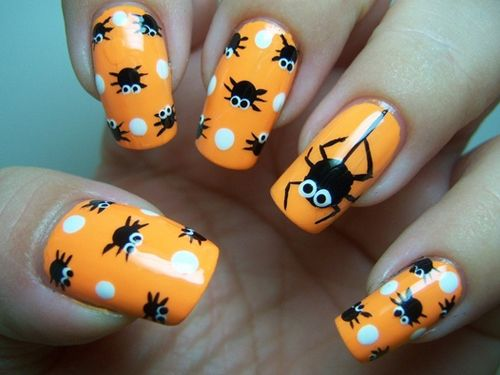 halloween-unghie-ragno