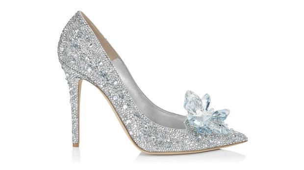 jimmy-choo-swarovski- cinderella-shoes