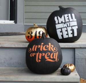 zucca-halloween-decorata-black