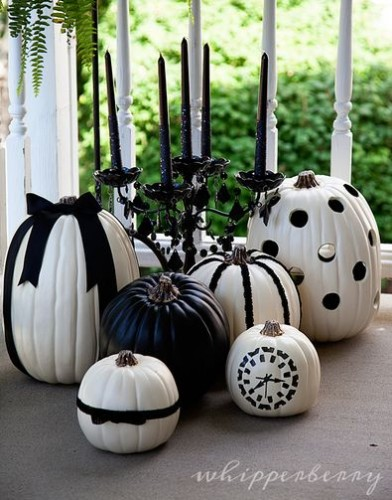 zucche-decorate-per halloween-2015