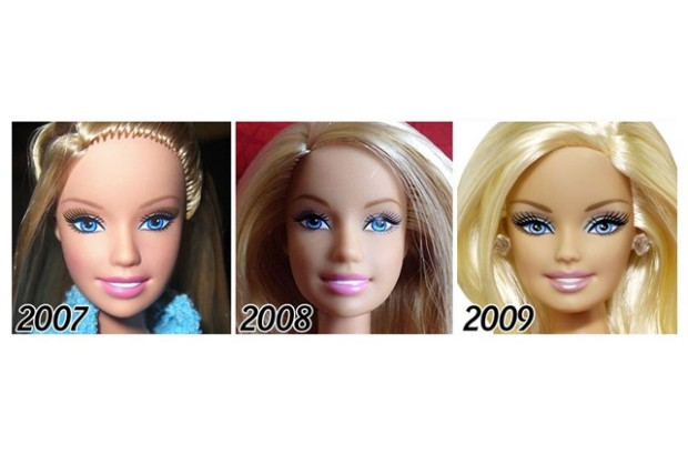 BARBIE-2007-2009