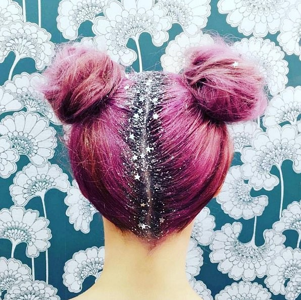 glitter-star-hair