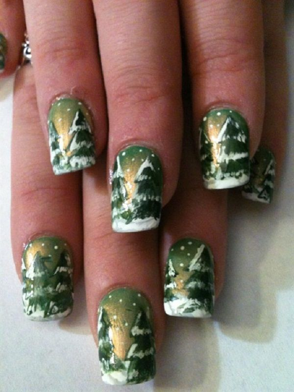 christmas-tree-nails-2015