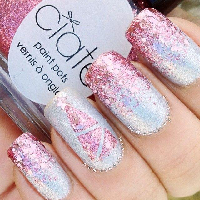 chrostmas-nail-ciatè
