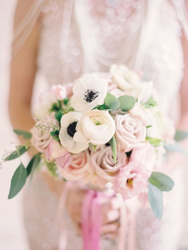 wedding-bouquet-pantone-rose-quartz
